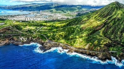 Helicopter Tour of Oahu