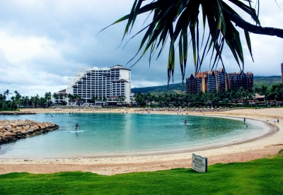 Ko Olina Resort on Oahu