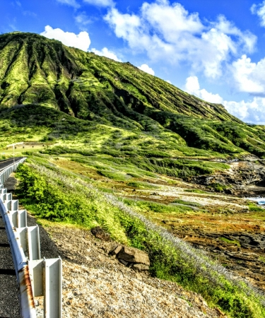 Drive around the island of Oahu