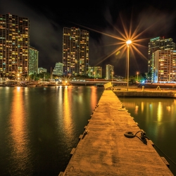 Ala Wai Yacht Harbor - a Honolulu attraction