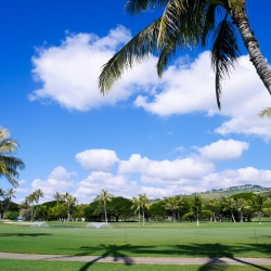 Oahu golf course