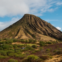 Koko Crater Trail - an Oahu hiking trail