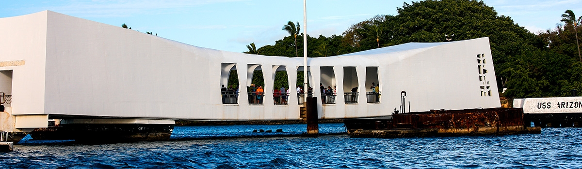 Pearl Harbor - an historic Oahu attraction