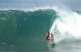 Man Surfing, Oahu Activities