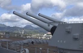 USS Missouri, Pearl Harbor an Oahu Attraction