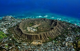 Diamond Head Crater - an Oahu Activity