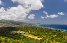 Diamond Head Crater - an Oahu Attraction