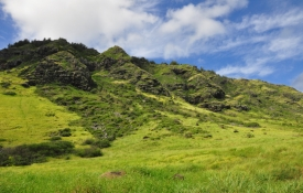 Oahu Hiking Trail
