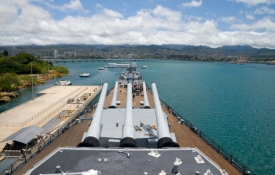 Pearl Harbor - a Honolulu Attraction