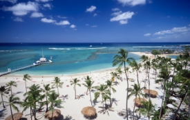 Waikiki Beach - an Oahu Attraction