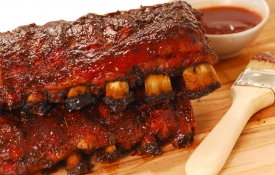 Barbecue Ribs, Honolulu Restaurants