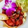 Oahu Restaurants - Poke Dish