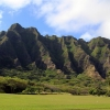 Mountain on Oahu