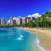 Waikiki Beach, a Honolulu Attraction